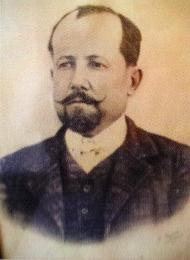 """Bautista Aznar Lledó, primer director de """"La Primitiva"""""""